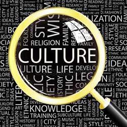 Стоковая картинка со словом culture